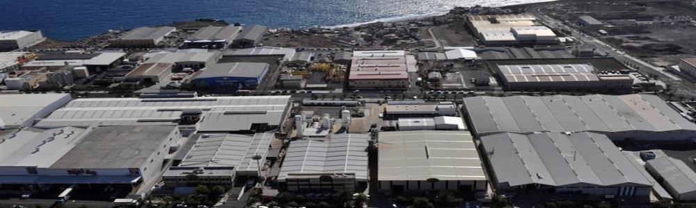 Naves polígonos industriales de Tenerife - Canarias