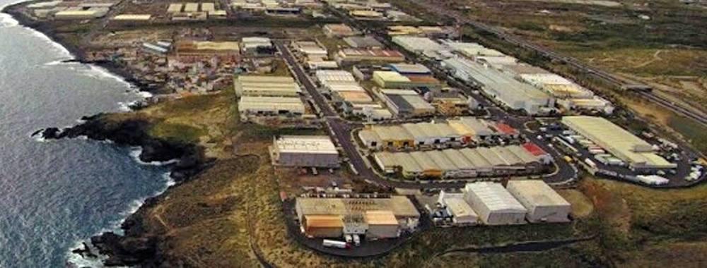 Alquilar parcelas industriales en Tenerife - Islas Canarias