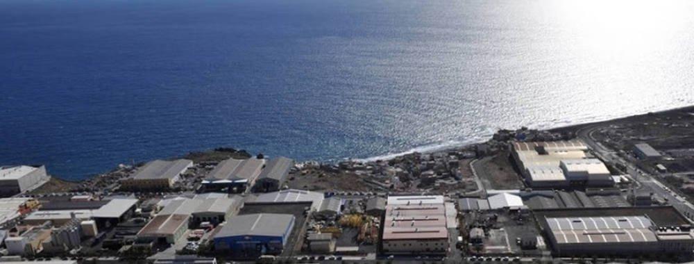 Alquiler de solar industrial en Tenerife - Islas Canarias
