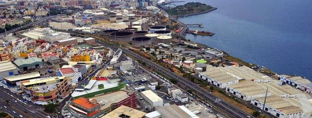 Venta de Terrenos Industriales en Tenerife - Islas Canarias